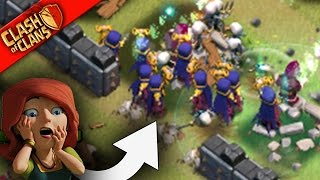 """Clash of Clans: """"Lvl 3 WITCH RUSH! ATTACKING TH11's..."""" CRAZY DEFENSES And MORE!"""