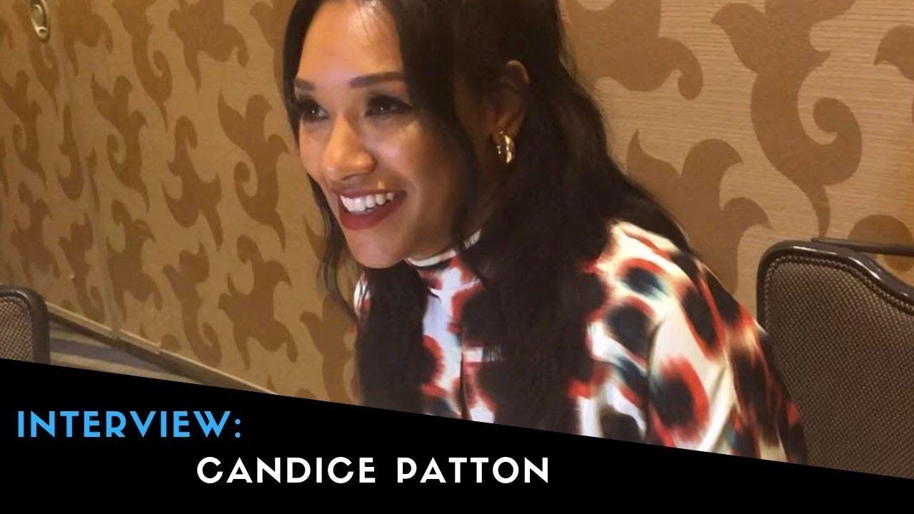 The Flash' SDCC Interview: Candice Patton Discusses Westallen's