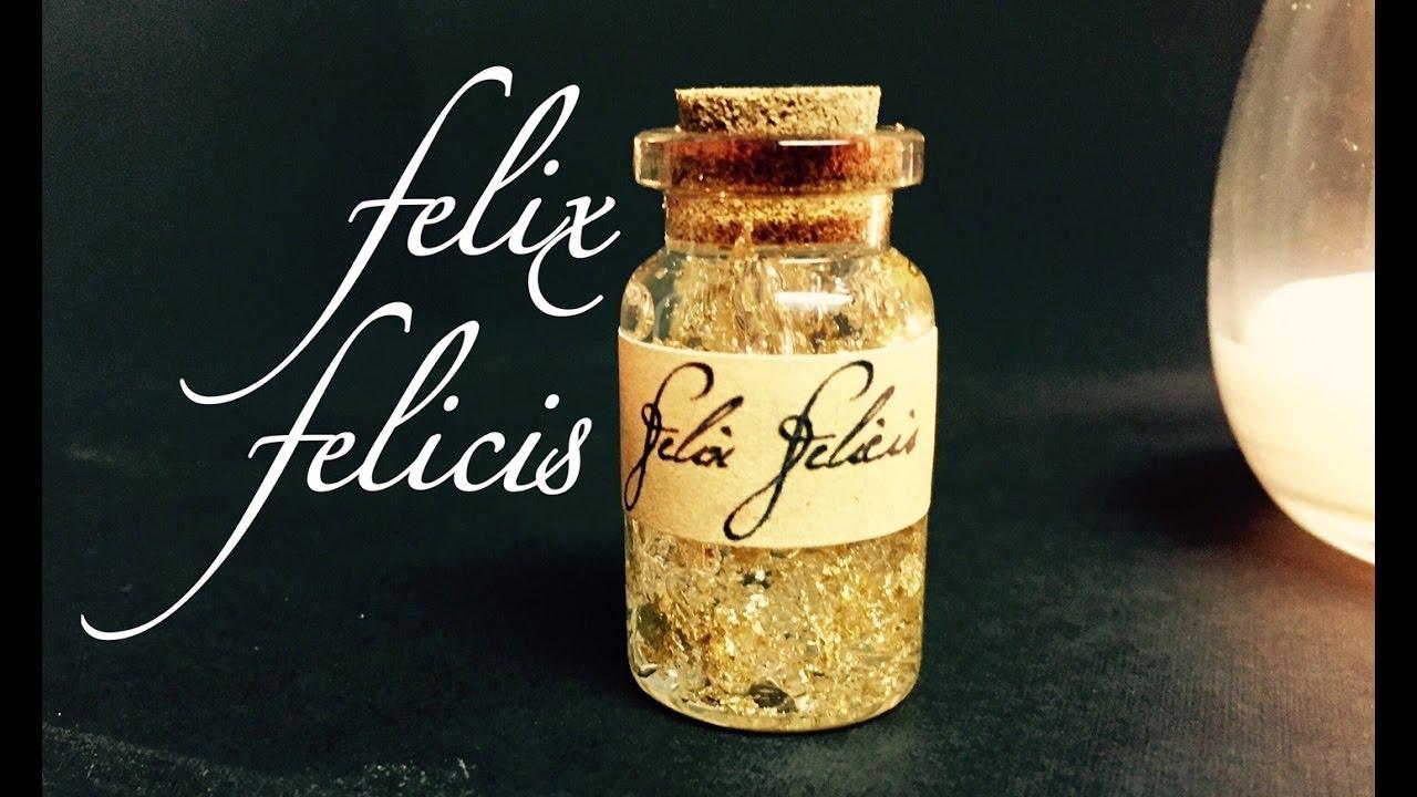 Felix Felicis - luck potion 38