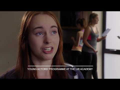 The Lir Academy Young Actors' Programme