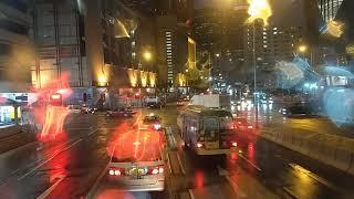 九龍巴士 KMB 271 AVBWU638 @UZ6154 西九龍站往大埔富亨 全程