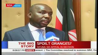 The Big Story: Aisha Jumwa and Suleiman Dori appeal expulsion from ODM