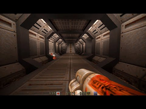 Quake II Mission Pack: The Reckoning | Strogg Freighter (17/19) |