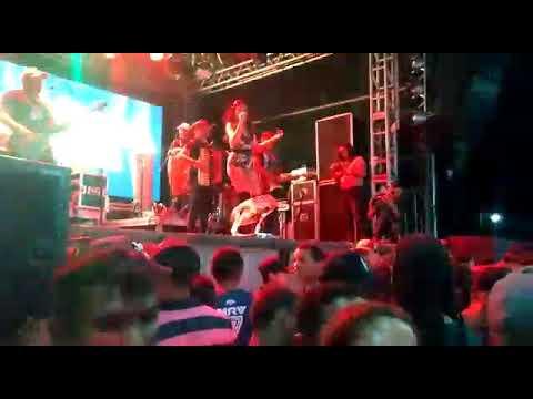 Eduarda Brasil ao vivo em Feira Nova Paraíba