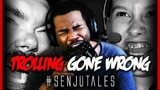 Trolling Gone Wrong #SenjuTales