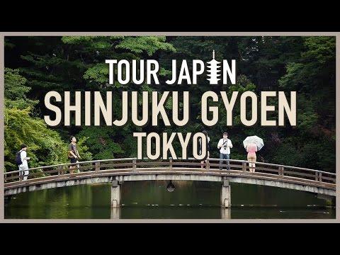 Best Gardens in Tokyo: Shinjuku Gyoen (guide)