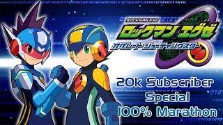 Mega Man Battle Network Operate Star Force - 100% Completion Marathon (20k Sub Stream)