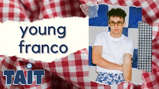 Download Young Franco on 'Two Feet', manicures and moving to Sydney.