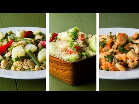 3 Healthy Dinner Recipes For Weight Loss
