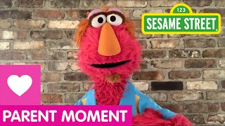 Sesame Street: Louie Talks Routines | Parent PSA