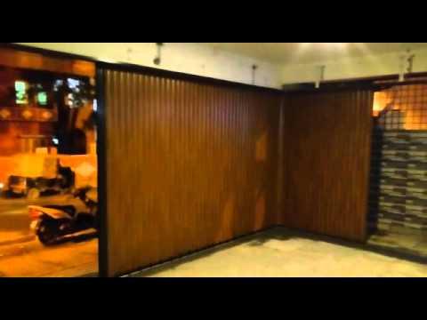 Alulux Vertico Garage Door - 2