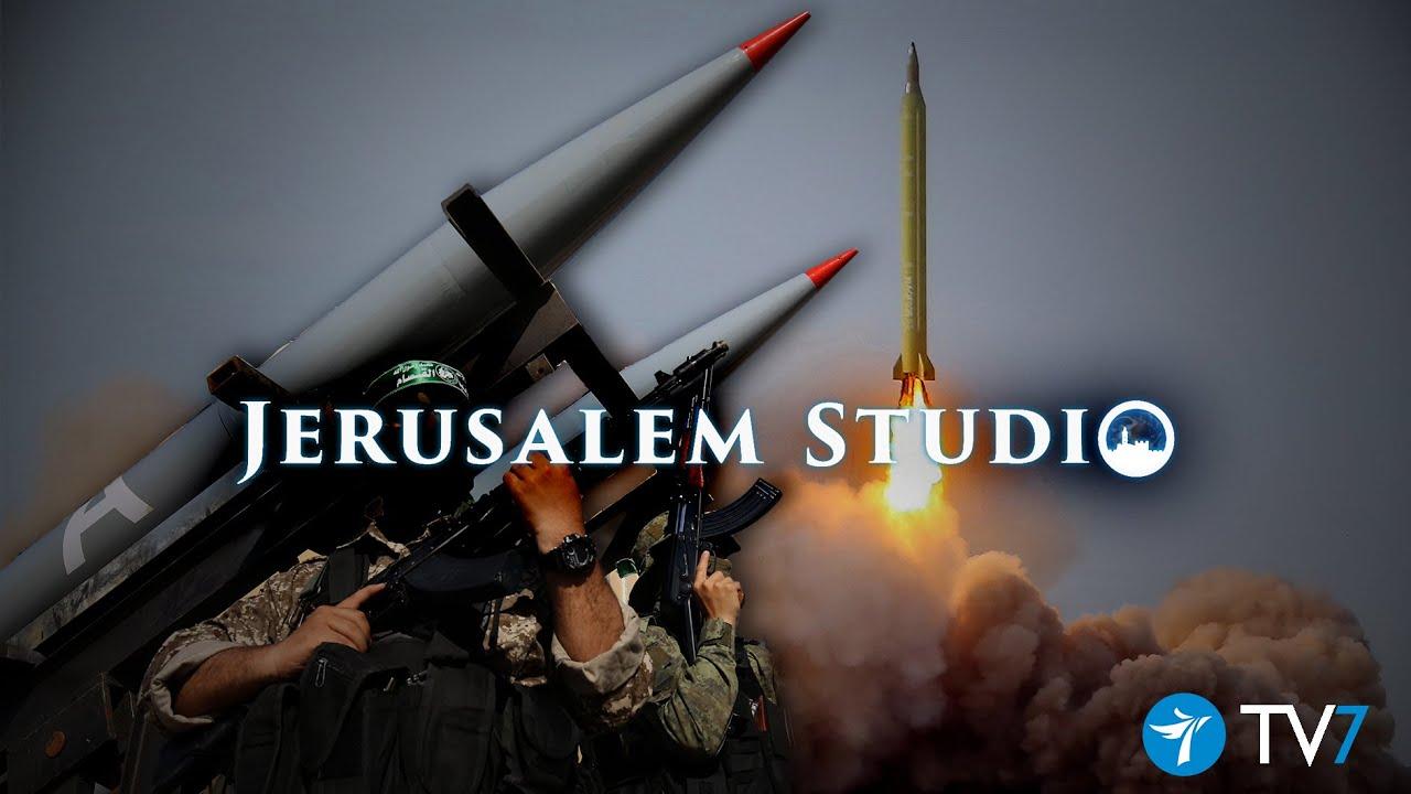 Israel's state of security amid regional developments – Jerusalem Studio 615