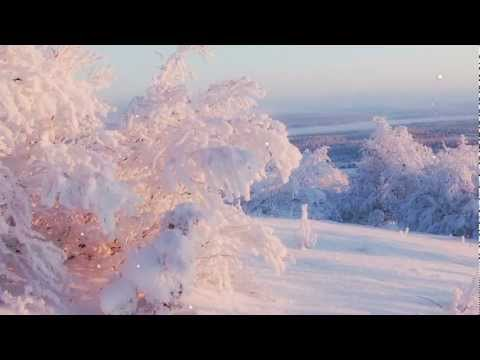 Детская песня-Зимняя сказка