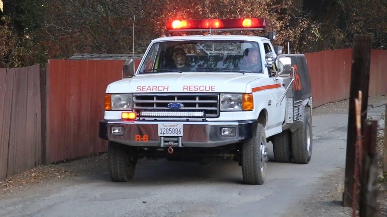 CAL FIRE & Firefighters Battle Uvas Fire near Morgan Hill