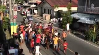 San Isidro 2014 at Bgy Taytay, Nagcarlan, Laguna