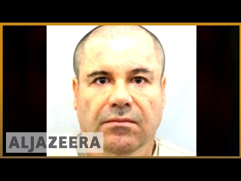 🇺🇸 Security tight as 'El Chapo' Guzman trial set to open in Brooklyn | Al Jazeera English