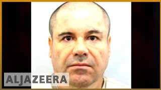 🇺🇸 Security tight as 'El Chapo' Guzman trial set to open in Brooklyn   Al Jazeera English