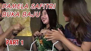 Download PAMELA SAFITRI BUKA  BAJU!! MAIN TEBAKAN-TEBAKAN ENAK - PART 1