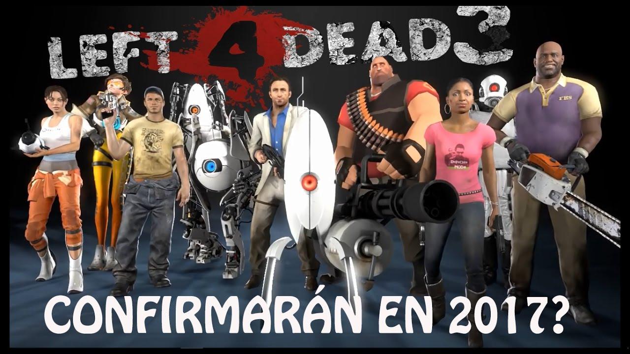 Left 4 Dead 3 Confirmarán en este 2017? - Real o Falso ...