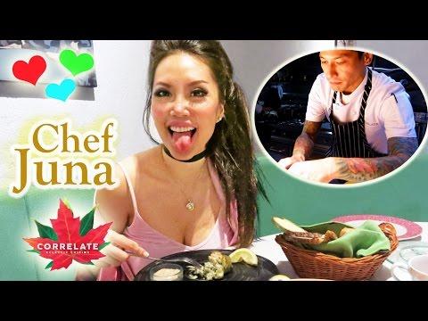 Vindy Lee Chef Juna dinner @ Correlate Jakarta