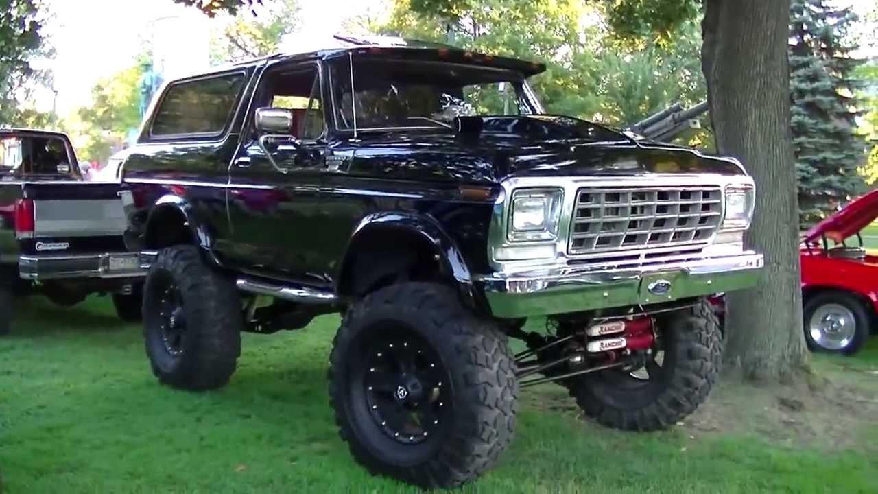 78 Bronco. | Doovi