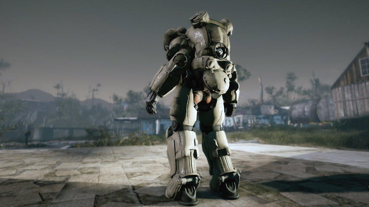fallout 4 power mod