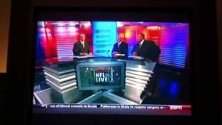 ESPN Analysts on Tim Tebow and LeBron James Merril Hoge