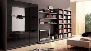 Современные мебельные горки, стенки(Стенка для гостиной на заказ - это огромные возможности реализации любых желаний. Мебельная стенка под..., 2014-03-25T13:28:30.000Z)