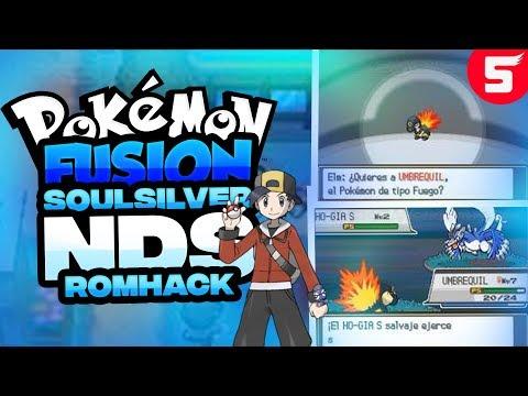 descargar pokemon soul silver español nds rom