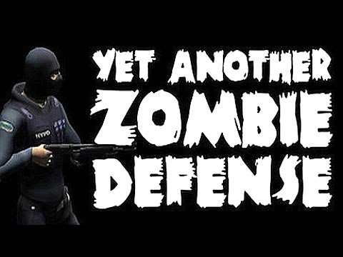 Yet Another Zombie Defense [#1] - MISTRZOWSKA OBRONA! [With: RockyDoggy] /Zagrajmy w