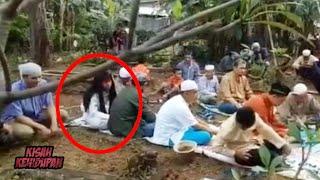 Penampakan Kuntilanak saat Ziarah Viral di Tiktok..! 6 Video Hantu Asli Seram