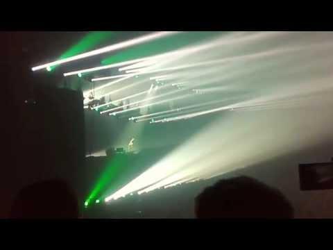 David Guetta ft. Sam Martin - Dangerous (Steve Aoki Remix 2014) Live - Arena Riga