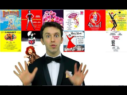 EVERY Tony Winning Best Musical in 70 Seconds!