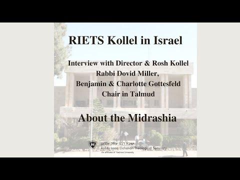 RIETS Kollel In Israel Midrashia