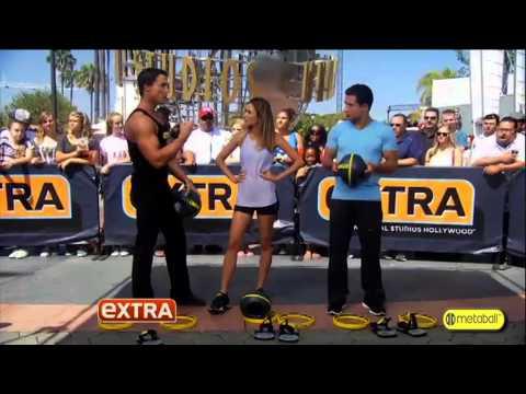 Metaball & Greg Plitt - EXTRA TV