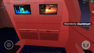 The adventure in roblox airport plane and hotel(2)