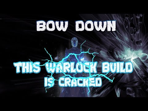 Cracked Warlock Build - INSANE GRENADES & SUPERS