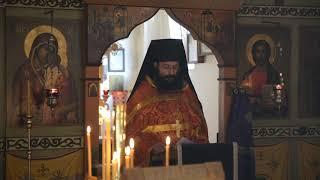 Predigt Von Priestermönch Hiob Am Tag Der Märtyrer Fides Spes Und Caritas Und Ihre Mutter Sophia