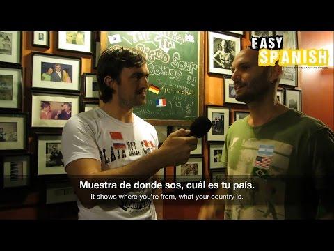 Easy Spanish 31 - Mundo Lingo in Lima
