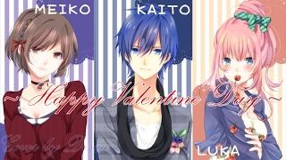 Gambar cover 【 Meiko → Kaito ← Luka 】Choose Me  【VOCALOID4 カバー】