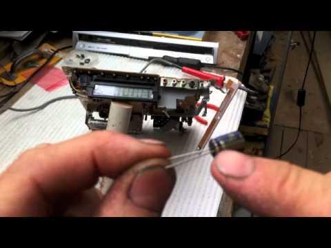 Panasonic DMR EX75 Repair Fault No Free-View