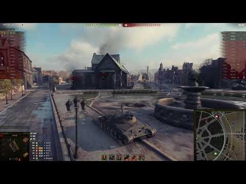 Wereld van tanks ELC AMX matchmaking