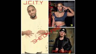 "J.C.I.T.Y feat Dutch ReBelle & Mic Suave - ""She On Fire""(Mp3) ***NEW SINGLE******"