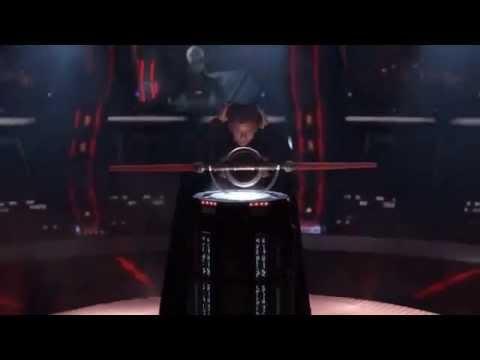 Inquisitor Lightsaber Star Wars Rebels Youtube