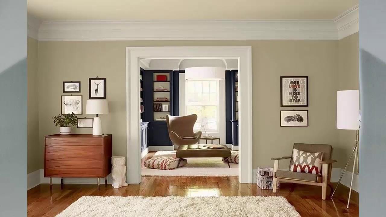 Wohnzimmer Farben Ideen Haus Ideen Youtube