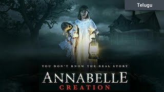 Video Annabelle Creation (Telugu)  Movie Trailer|Movie Trailers| download MP3, 3GP, MP4, WEBM, AVI, FLV Juni 2018