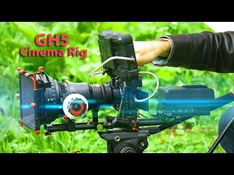 GH5 Cinema Set-up & Tests