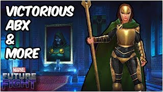 Victorious, Herald of Doom! A Rare Two-Way Character - Marvel Future Fight