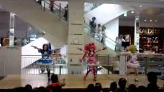 スイートプリキュア ショー 新エンディング曲 2011.08.14