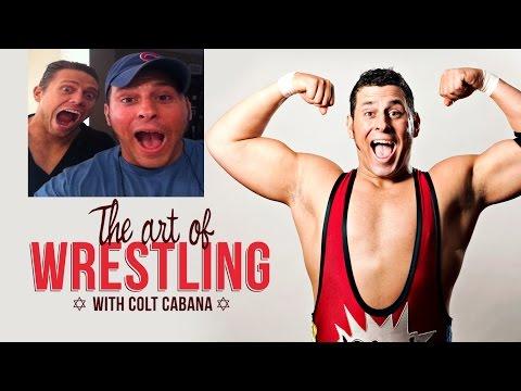 The Miz - Art of Wrestling Ep 160 w/ Colt Cabana